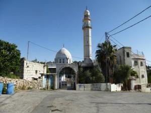 von hier ruft mein Muezzin in Qubeibaeh