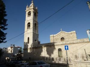 St.   in Beit Jala