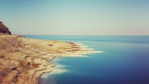 Totes Meer: Jedes Jahr sinkt der Wasserspiegel um 1 m