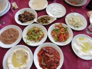 arabische Vorspeise