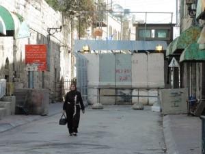 """Mitten in Hebron """"das Ende der Welt"""""""