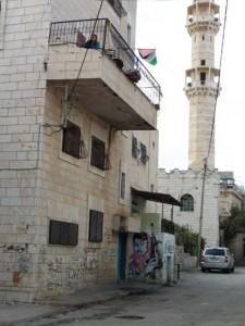 Aida Flüchtlingscamp in Bethlehem