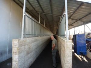 Checkpoint 300 in Bethlehem
