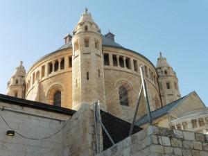 Dormitio Abtei auf dem Zionberg