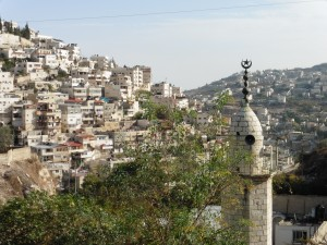 Silwan in Ost-Jerusalem