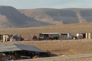 Beduinen im Jordantal