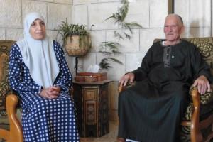 Fatima mit Ehemann