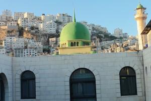 morgen in Nablus