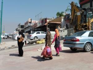 Rahat: Straßenleben