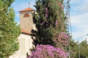 """die """"Kapelle"""" von St. Charles"""