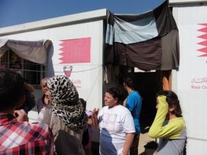 Flüchtlinge aus Mossul/Irak in Amman
