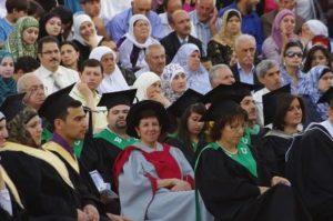 """groß gefeiert in Palästina: Die """"Graduierung"""""""